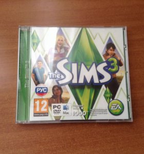 Диск Sims 3