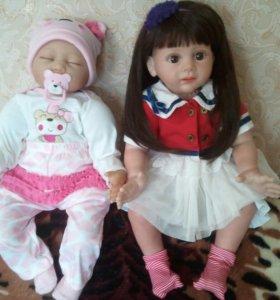 Куклы реборн новые