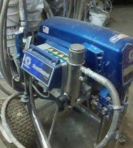 Агрегат для безвоздушного распыления Graco Mark V