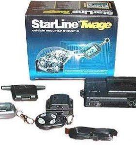 Авто сигнализация StarLine Twage A9