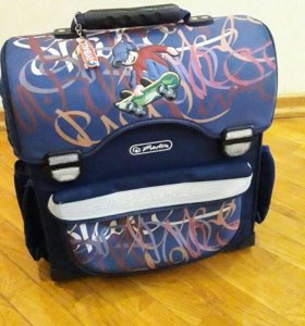 Рюкзак (ранец) herlitz для начальной школы