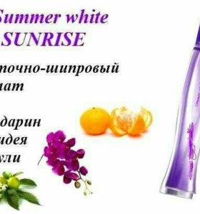 Summer White Sunrise. Avon.