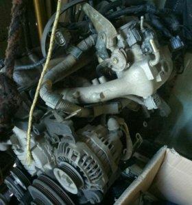 Двигатель HONDA HR-V D16A