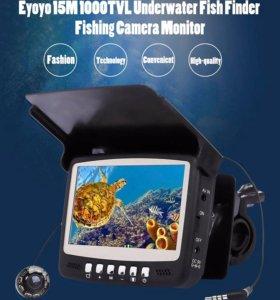 Камера для поиска рыбы с функцией записи водоглаз3