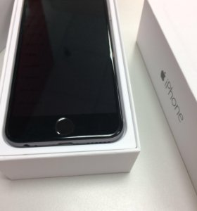 iPhone 6 16 gb чёрный