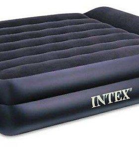 Надувной матрас-диван Intex 66720(152*203*42)