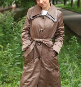 Новые пальто на синтепоне