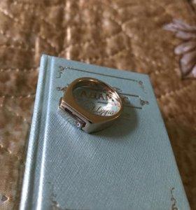 Кольцо золото. 18,5 размер. Торг