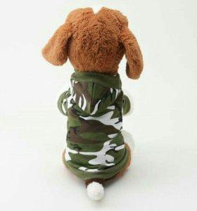 Одежда для собак. Миллитари