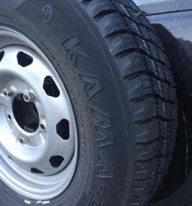 Колёса УАЗ Патриот новые 4 шт.