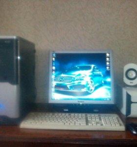 Компьютер.
