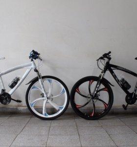 Велосипеды BMW на дисках в розницу