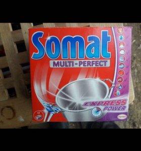 Таблетки для посудомоечных машин 91шт