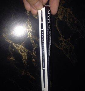 Карандаш для бровей NYX цвет брюнет