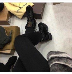 Демисезонная обувь 36р осень-весна