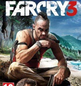 Far Cry 3 на XBOX 360