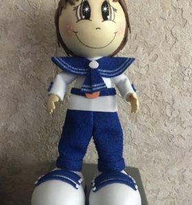 Куклы из фоамирана ручной работы на заказ
