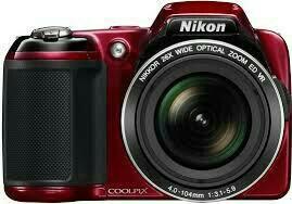 nikon coolpix l810 zoom 26x 16 мп съемка 3d