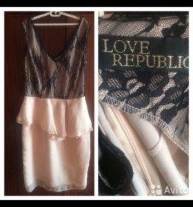 Платье love Republic, р-р 44