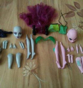 Набор создания кукол Монстер Хай