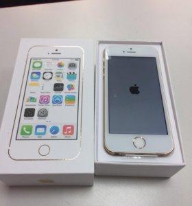 iPhone 5s 32 gb золотой