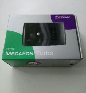 Роутер Megafon Turbo