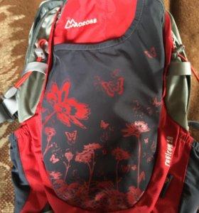 Рюкзак для велосипедных прогулок