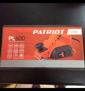 Новый рубанок PATRIOT PL600