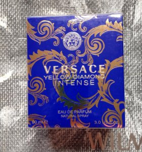 Парфюм Versace -Yellow Diamond intense (последний)