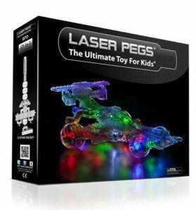 Светодиодный конструктор LASER PEGS 870
