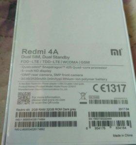 Xiaomi redmi 4A 2/32