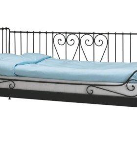 кровать кушетка икеа