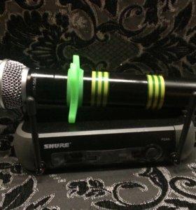 Микрофон shure pgx24