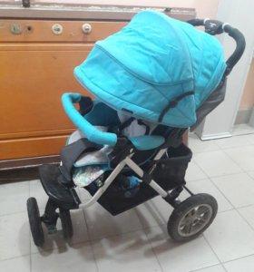 Прогулочная коляска Capella сибирь