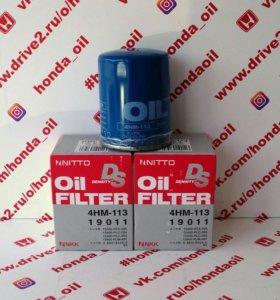 Масляный фильтр nitto для Honda
