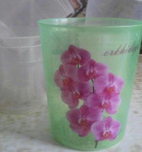 Кашпо для орхидэй