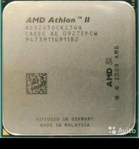 Процессор ам3 сокет 2 ядра