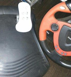 Руль Genius Twin Wheel FF