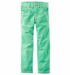 Вельветовые брюки Carters
