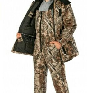 Костюм монблан-хантер (куртка, полукомбинезон)
