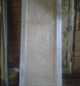 Межкомнотные двери (деревянные)