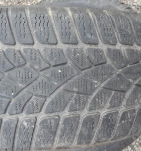 Зимние шины Dunlop SP Winter Sport 3D  RunFlat