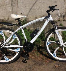 Велосипеды БМВ(BMW) на дисках