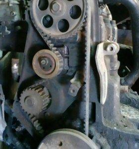 Двигатель ока с коробкой