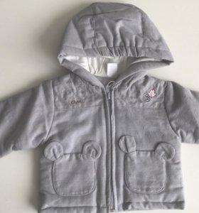 Курточка для мальчика и для девочки (унисекс)
