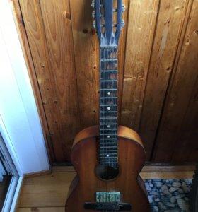 Гитара шестиструнная Шиховская