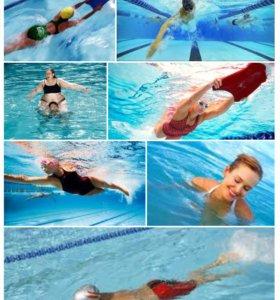 Плавание для взрослых. Обучение