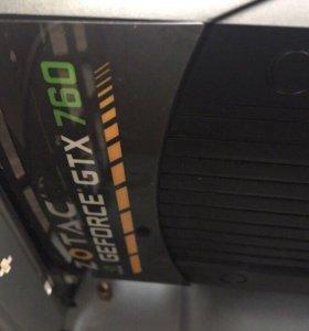 Видеокарта GTX 760 на 4 Гб DDR5!!!