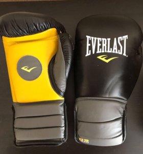 Лапы-перчатки новые Everlast
