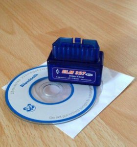 Автосканер ELM 327 v1.5 mini bluetooth obd2